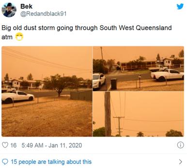 2 DUST STORM AUSTRALIA